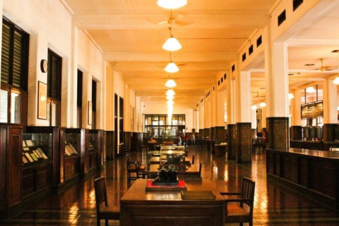 Back office museum Bank Mandiri via flickr.com
