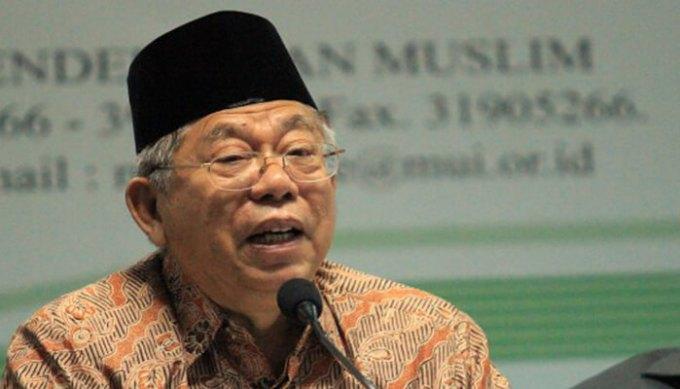 Ketua Umum Majlis Ulama Indonesia