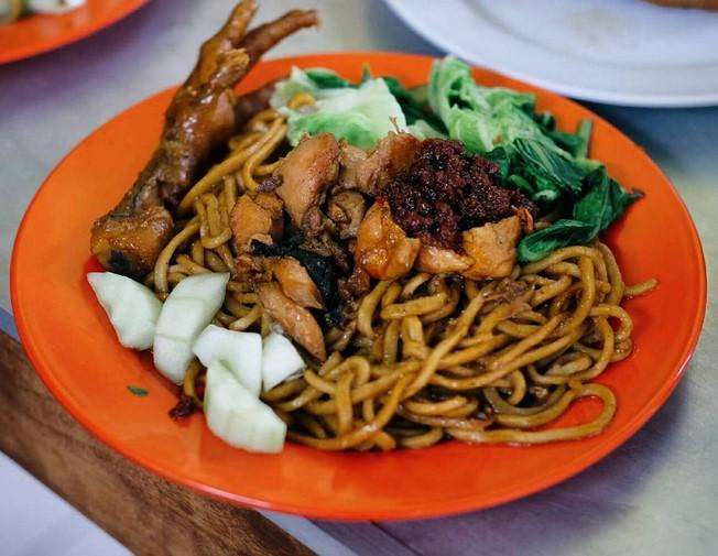 Cara Membuat dan Resep Mie Ayam Jawa