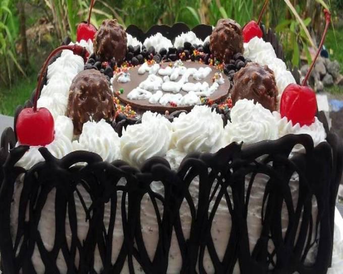 Resep Kue Ulang Tahun Coklat Keju