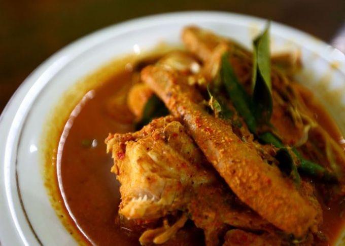 resep dan cara membuat kari ayam aceh