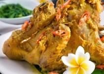 Resep Ayam Betutu Goreng