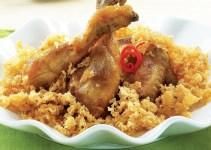 Resep dan Cara Membuat Resep Ayam Goreng Kremes