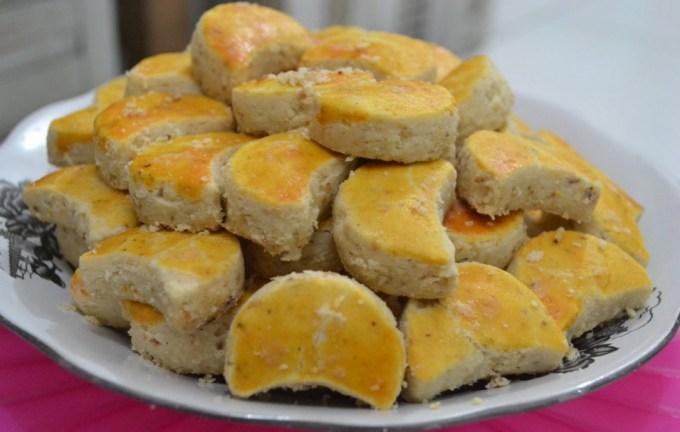 resep dan cara membuat Kue Kering Kacang