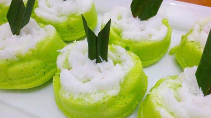Resep dan Cara Membuat Resep Kue Putu Ayu