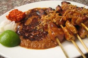 Cara membuat dan Resep Sate Ayam Madura