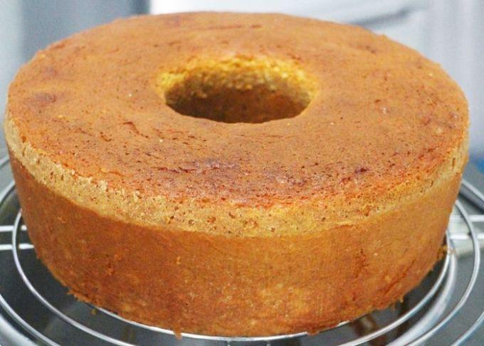 cara membuat dan resep kue bolu bakar