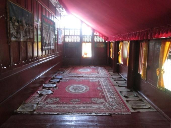 Bagian Rumah Adat Aceh
