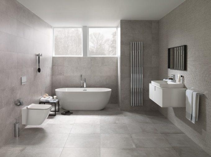 desain kamar mandi minimalis yang elegan - Inspirasi Untuk Ide Desain Kamar Mandi, Minimalis dan Eksotiss!