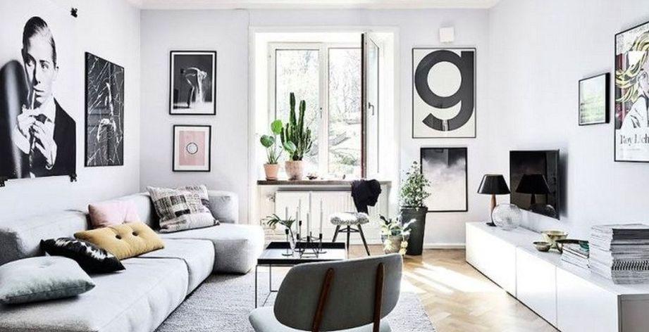 47 Desain Ruang Tamu Sederhana Kursi Kayu HD