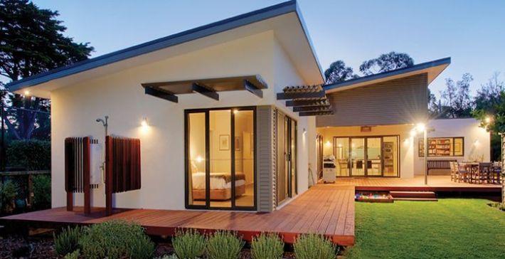 10 Desain Rumah Idaman Inspirasi Cantik Nan Modern Notepam
