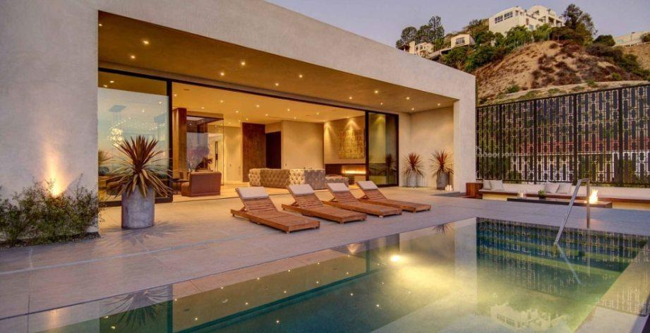 10 Desain Rumah Mewah Inspirasi Elegan Nan Menawan Notepam