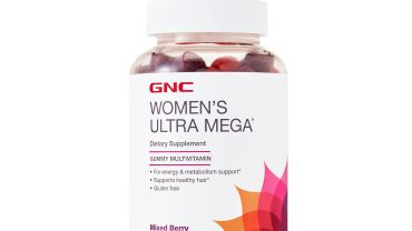 GNC (Women's Ultra Mega Gummy Multivitamin - Mixed Berry) The 15 Best Multivitamins for Women of 2019