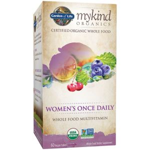 Garden of Life My Kind Organics (Women's Once Daily Multi)