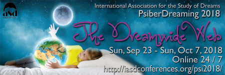 Online Psiberdreaming Conference log0