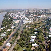 The Long Road North - Upington