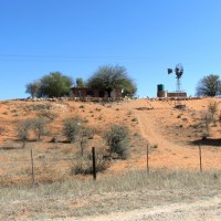 The Long Road North: Upington to Twee Rivieren and beyond