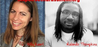 Stop Street Harrassment Relando Thompkins Holly Kearl