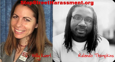 Stop Street Harrassment Relando Thompkins Holly Kearl