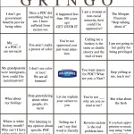 A Resource for Dialogue: White Privilege Denial Bingo
