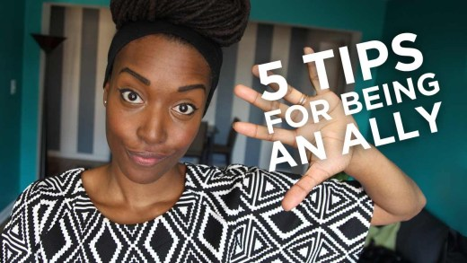 5 tips on being an ally