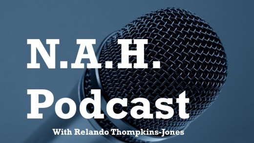 NAHPodcast-Logo-New with Relando-Thompkins-Jones