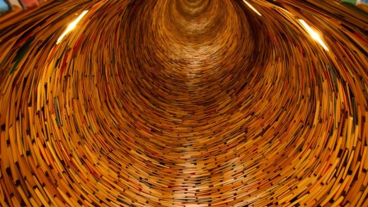 circle of books