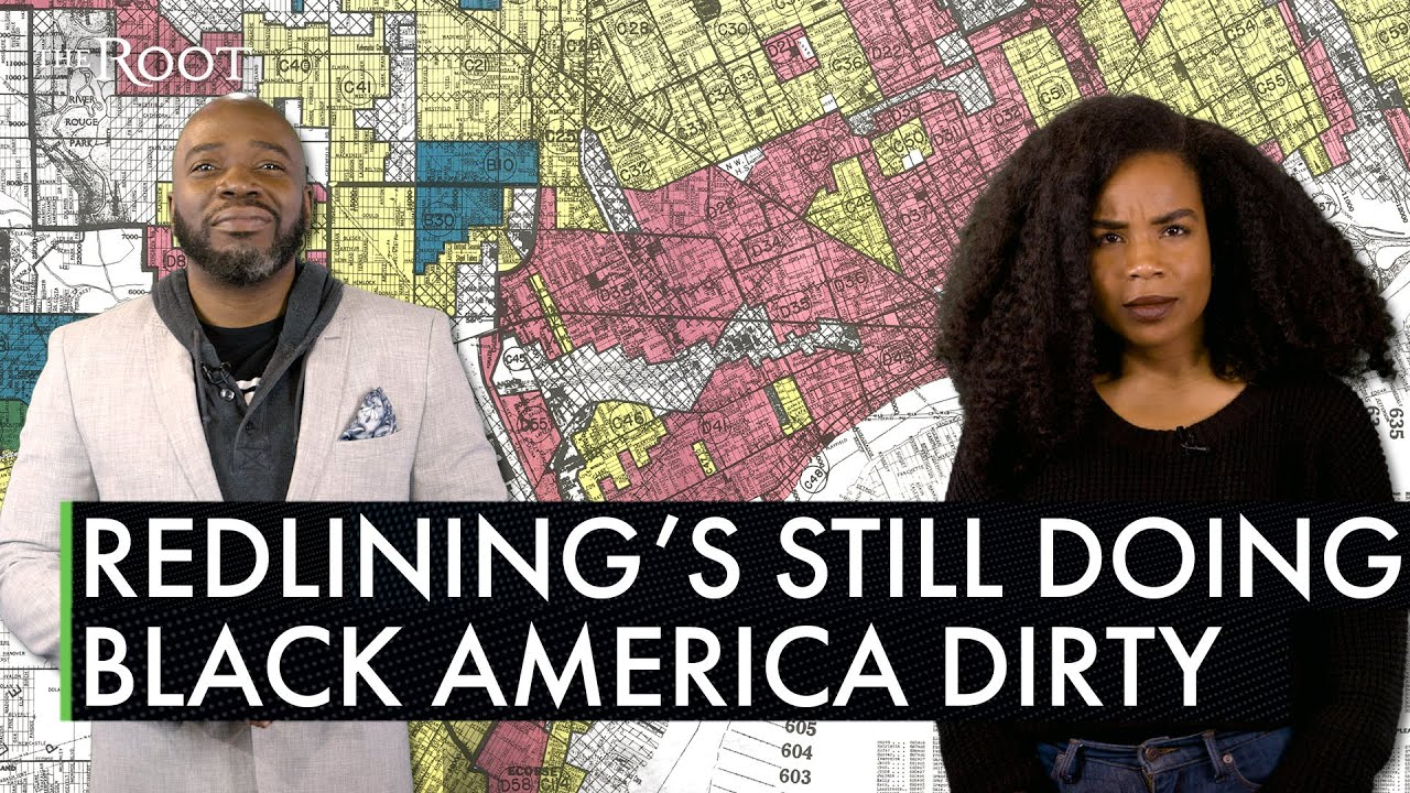 """How Redlining Shaped Black America as We Know it"""