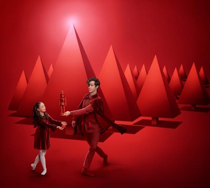 George Balanchine's The Nutcracker - Dancers: Ava DiEmedio and Ian Hussey