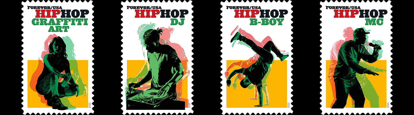 hiphop stamps