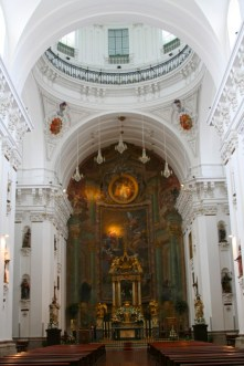 Iglesia de San Ildefonso, Toledo, Castilla-La Mancha, Spain