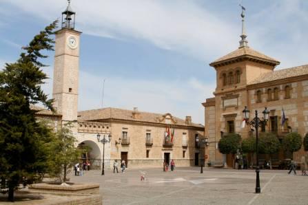 Consuegra, Castilla-La Mancha, Spain