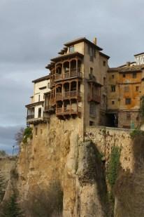 Hanging Houses of Cuenca, Castilla-La Mancha, Spain