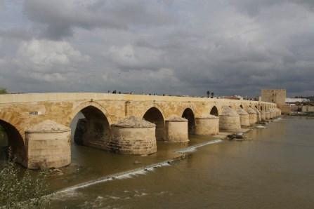 Roman Bridge, Cordoba, Andalusia, Spain
