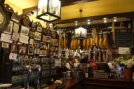 Restaurant, Cordoba, Andalusia, Spain
