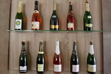 Marcel Richard champagne, Côte des Blancs Champagne Route, France