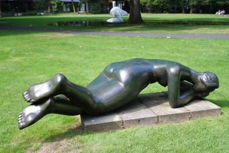 Niobe, Kröller-Müller Museum, Sculpture Garden, Netherlands