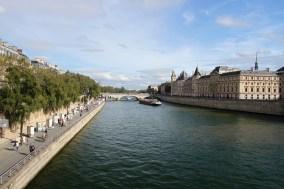 The Seine, Paris, France