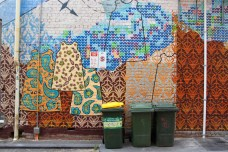 Fashion industry, Street Art, Perth, Western Australia