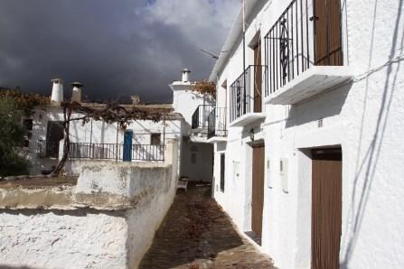 Bubión, Las Alpujarras, Sierra Nevada, Andalusia, Spain