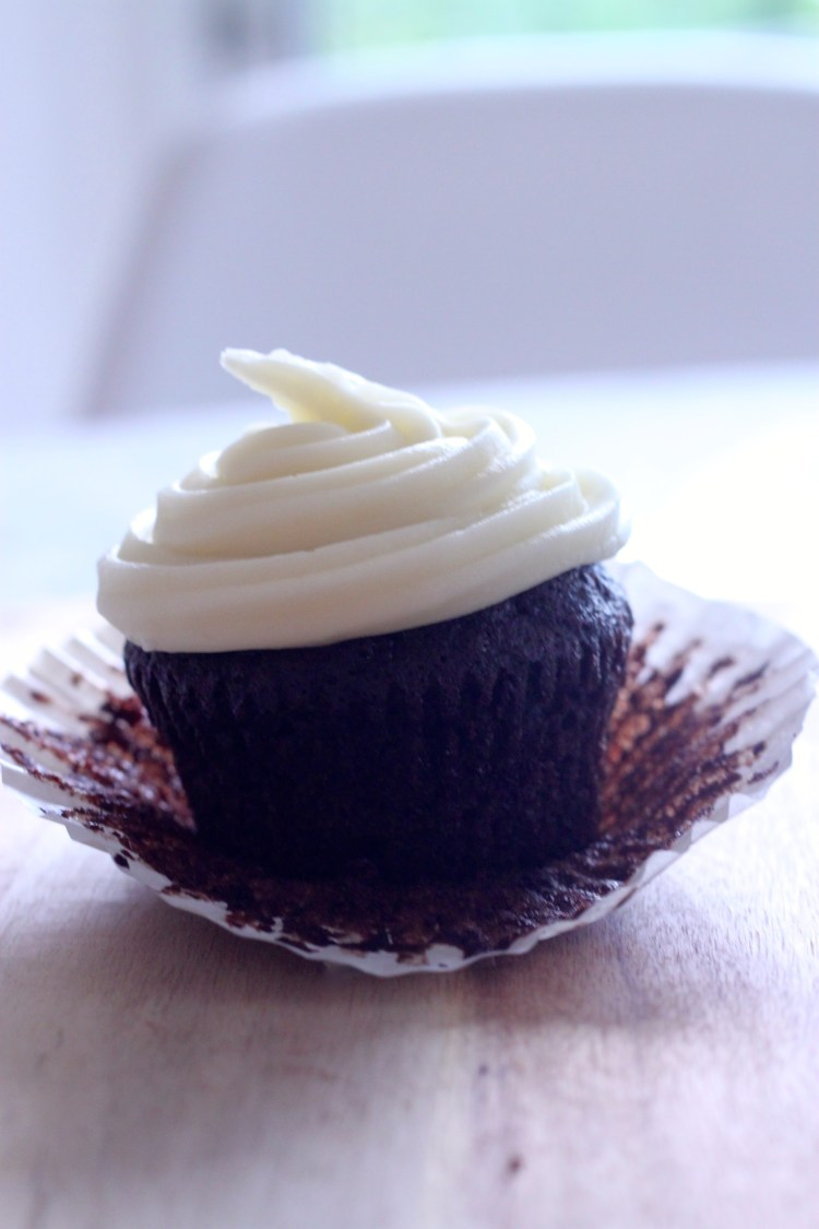 Chocolate Cupcakes - Eggless
