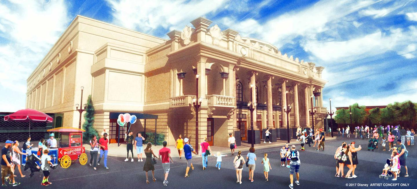 Magic kingdom theater project removed from disney permits notes as if there was any doubt that the main street theater project inside the magic kingdom had been cancelled some modified permits reveal that disney has publicscrutiny Gallery