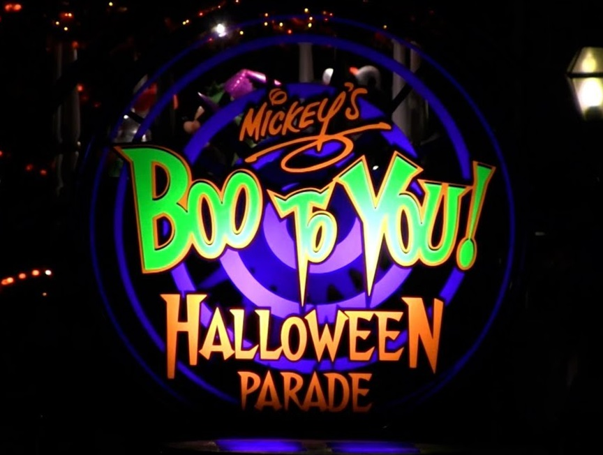 schedule for the 2018 mickeys not so scary halloween party notes from neverland