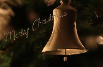 Merry Christmas Bell