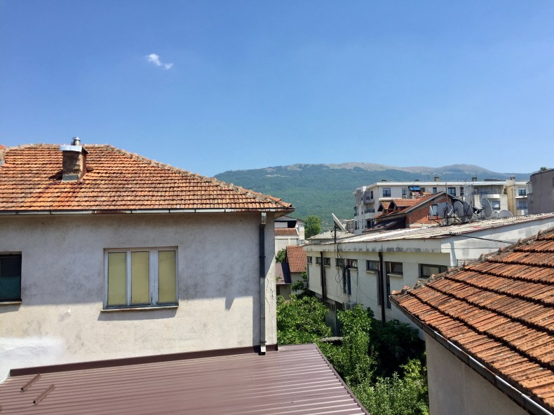 athens to ohrid
