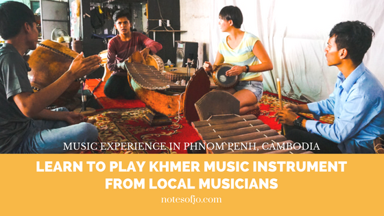 Music Experience in Cambodia: Learn to Play Khmer Music Instrument From Local Musicians