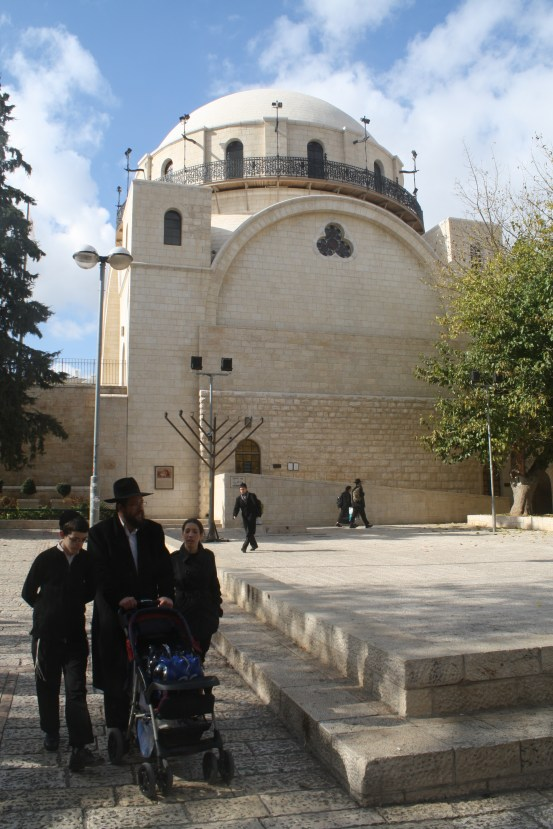 Jerusalem- the Jewish Quarter