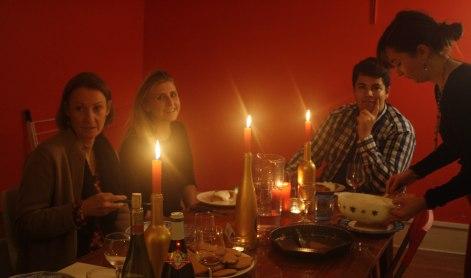 Assistant Christmas Dinner
