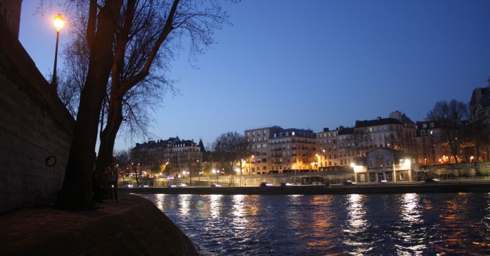 End to a perfect weekend in Paris!