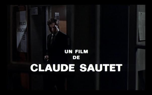 A noir by Claude Sautet